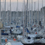 Port bâteaux